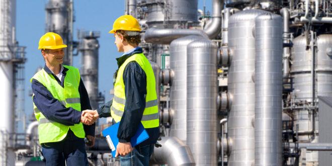 ثبت شرکت مرتبط با حوزه نفت و گاز